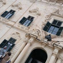 オーベルジュ ドゥ カスティーユ/首相官邸
