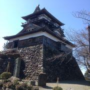 丸岡城はシンボル
