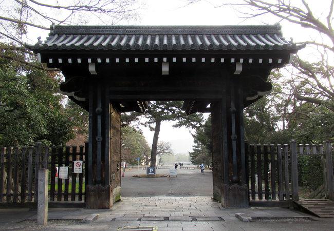 蛤御門 (京都御苑内)