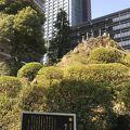 写真:成子天神社の富士塚