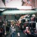 写真:城中市場