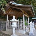 写真:塚原卜伝の墓