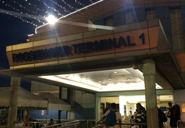 セブ マクタンフェリーターミナル