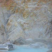 なんといっても露天風呂!日本有数のめぐまれた環境ではないかと