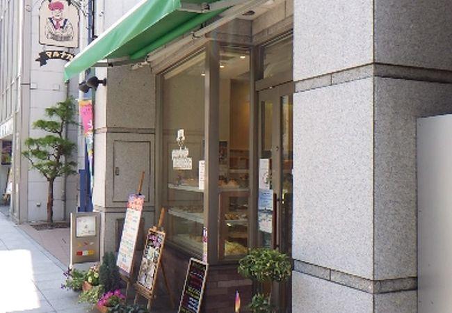 松本のベーカリーカフェ