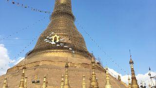 ヤンゴンの一番の名所