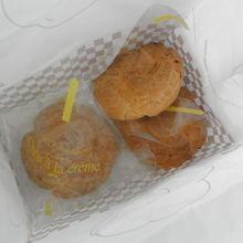 カスタードシュークリーム