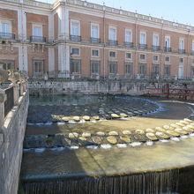 アランフェスの王宮は写真撮影禁止。でも、王宮庭園は大丈夫!