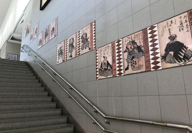 赤穂線播州赤穂駅