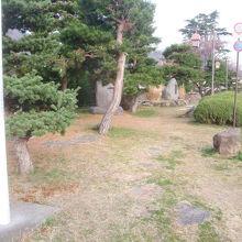 千曲川萬葉公園