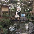 写真:江島神社 銭洗白龍王