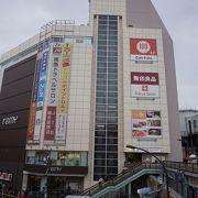 五反田駅の向かい側にある商業ビル