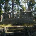 写真:日野俊基の墓