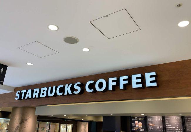 スターバックス・コーヒー キュービックプラザ新横浜店3階店
