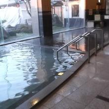 ゆ~チェリーの大浴場