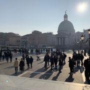 駅出てすぐにヴェネツィア感