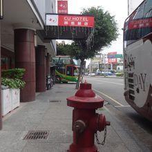 CU ホテル タイチュン