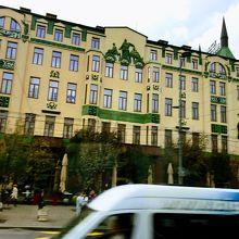 ホテル モスクワ
