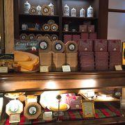 色々なタイプのチーズケーキが美味しいお店! ハウステンボスのお土産にも最適!