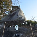 烏帽子岩 (桜山神社)