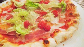 ピザは2人だと多過ぎ_シャングリラマクタンセブ