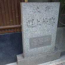 運上所跡 (東京税関発祥の地)