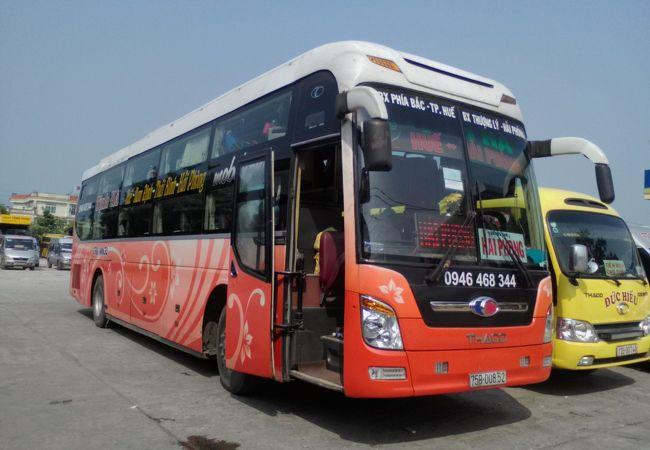 スリーピングバス (オープンツアーバス)