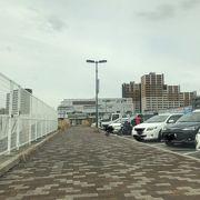 京田辺パーキングエリア