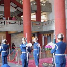 国父紀念館 衛兵交代儀式