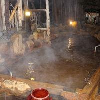 露天風呂=玉鉾の湯