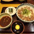 写真:おらが蕎麦 関空エアロプラザ店