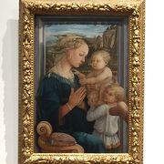 ルネッサンスのお宝絵画がいっぱい
