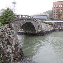 お城と城下町を繋ぐ橋だったのよー
