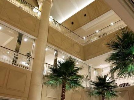 神戸メリケンパークオリエンタルホテル 写真