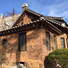 宣教博物館 スウィッツァー住宅