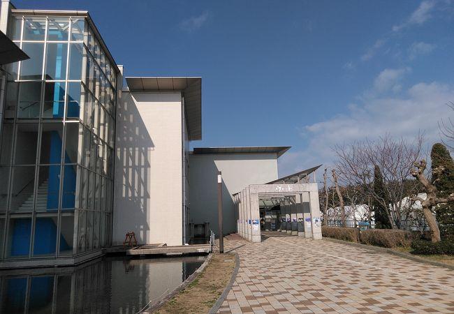 静岡県水産試験場浜名湖分場浜名湖体験学習施設ウォット
