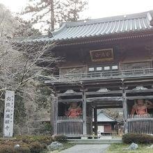 出流山満願寺 (出流観音)
