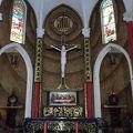 写真:チャータム教会 (聖方済各華人天主堂)