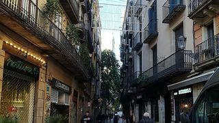 アルジェンテリア通り