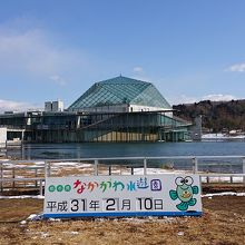 「なかがわ水遊園」は栃木県唯一の水族館