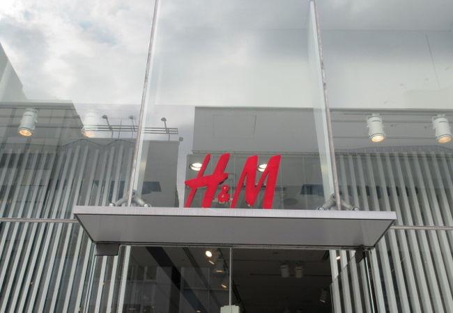 H&M 原宿店