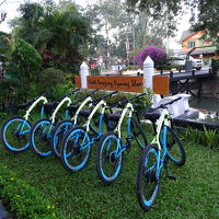 貸自転車は無料