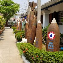ラオス不発弾処理プロジェクト ビジターズセンター