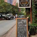 サフラン カフェ