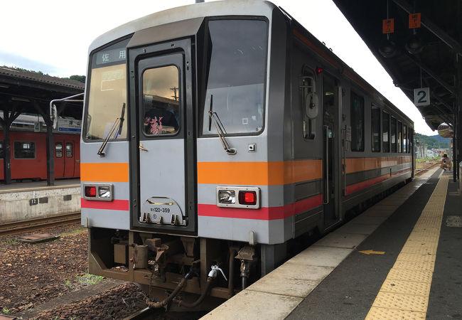 JR姫新線