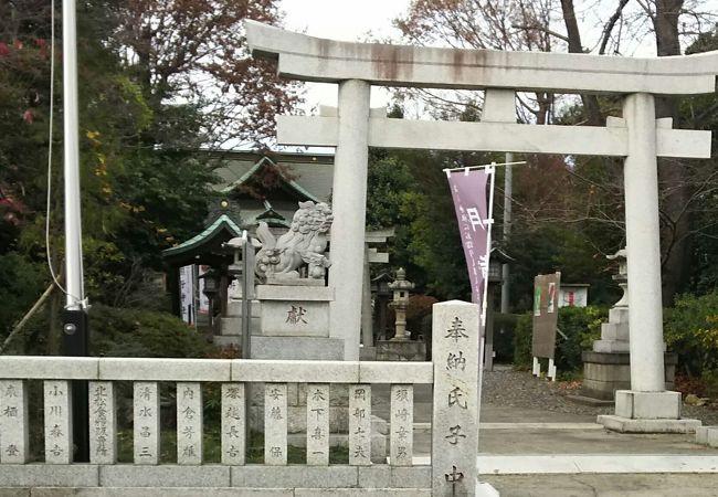 立川熊野神社