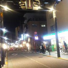 北馬場商店街