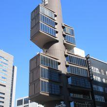 静岡新聞 静岡放送東京ビル