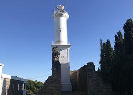 コロニア デル サクラメントの灯台