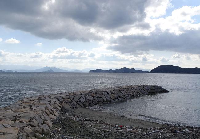 日崎海水浴場
